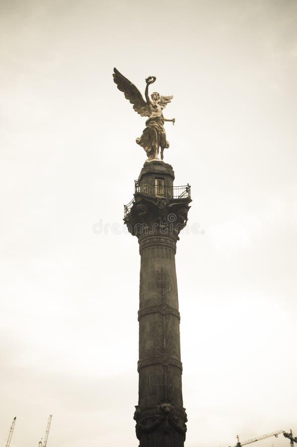 Anjo de la independencia fotos de stock