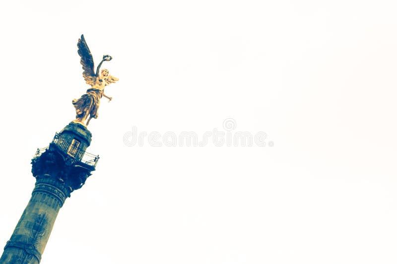 Anjo de la independencia imagens de stock royalty free