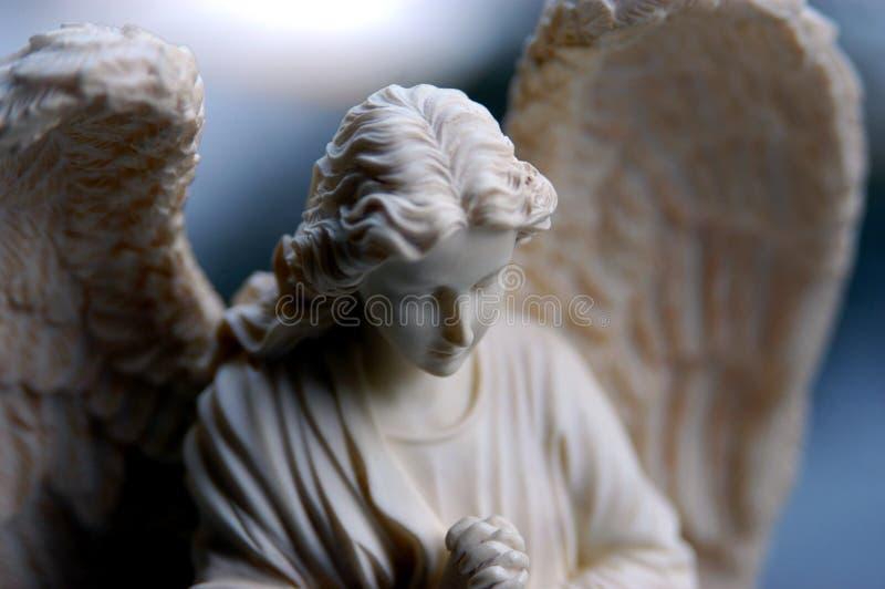 Anjo do Bisque imagens de stock