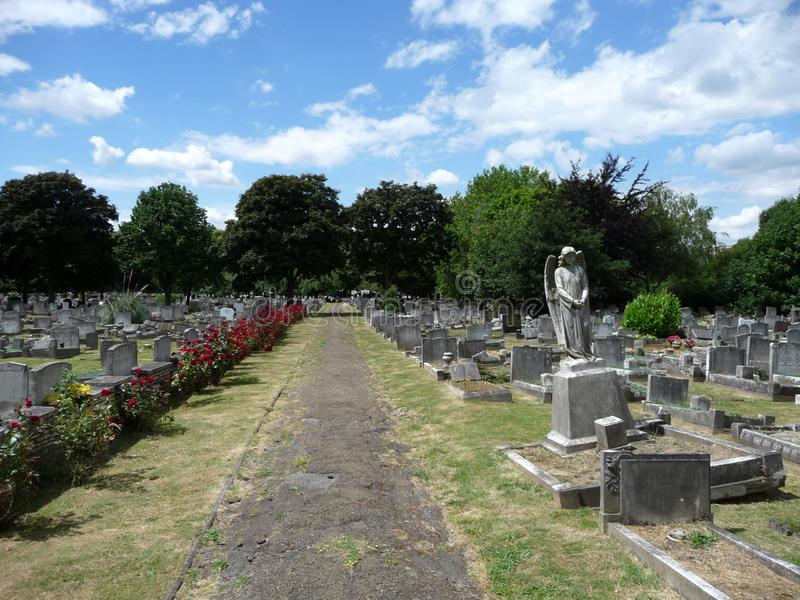 Anjo do cemitério