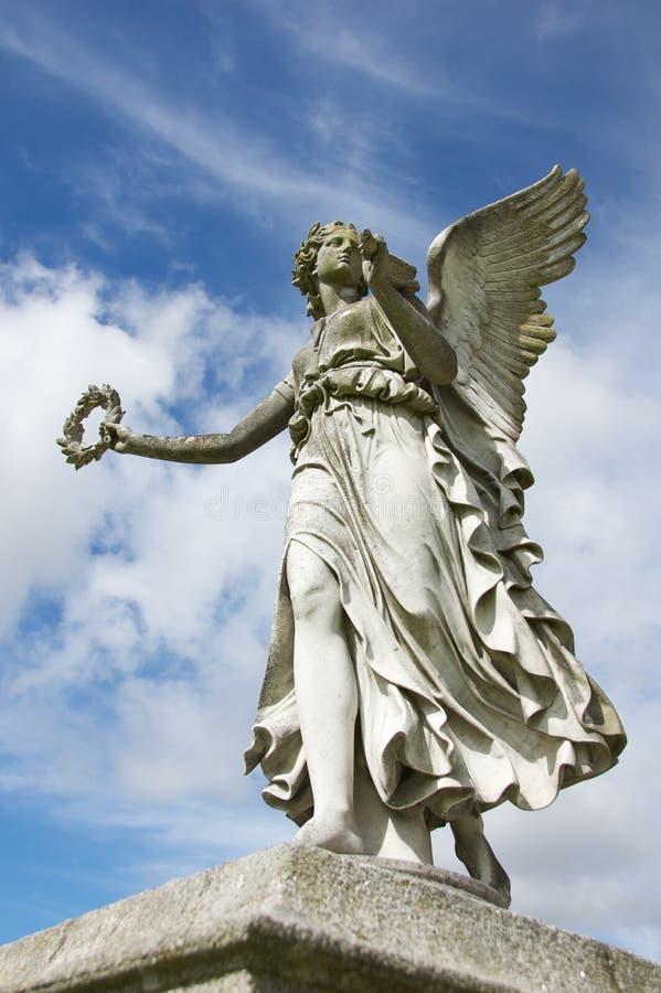 Anjo em Ireland imagem de stock royalty free