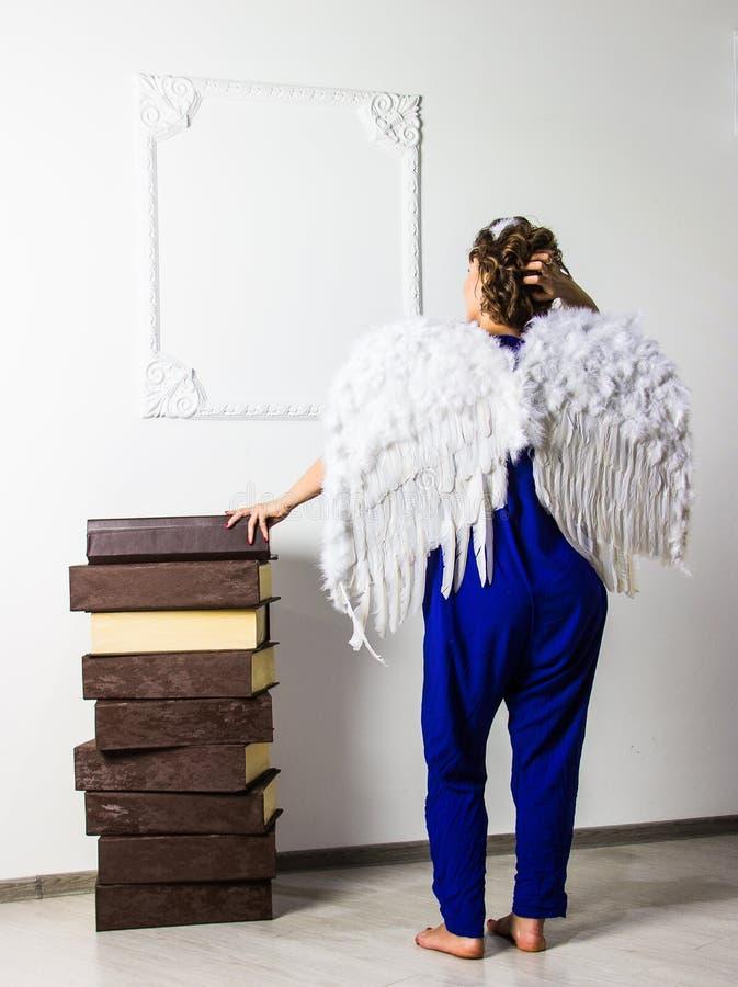 Anjos entre nós 8 imagem de stock