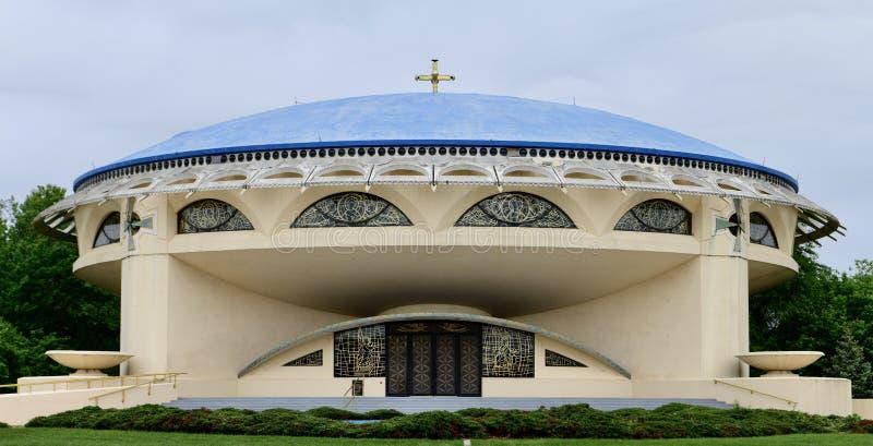 Ankündigungs-griechisch-orthodoxe Kirche lizenzfreie stockfotos