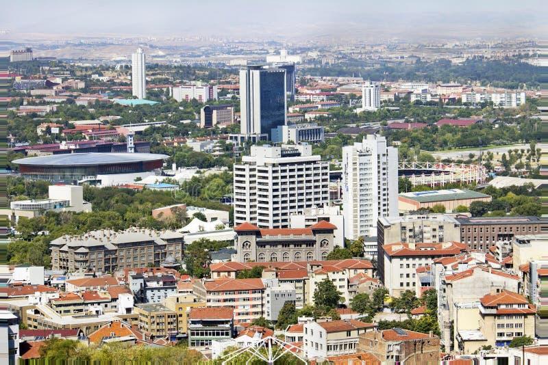 Ankara. Capital city of Turkey stock images