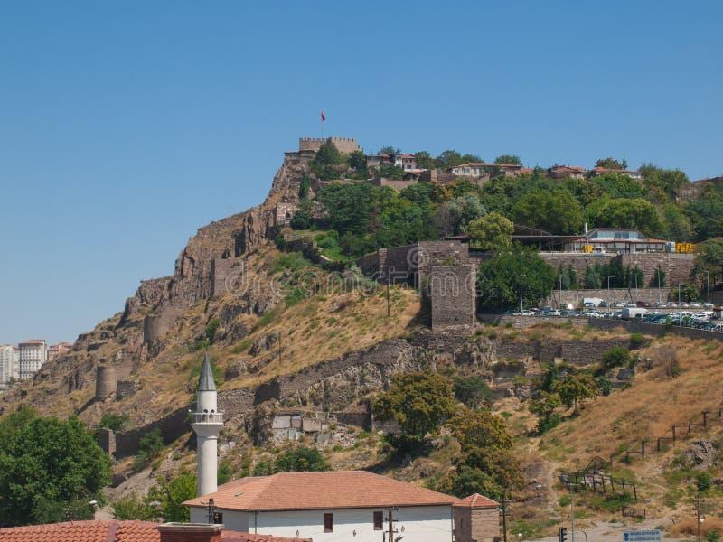 Ankara-Ansicht stockbild