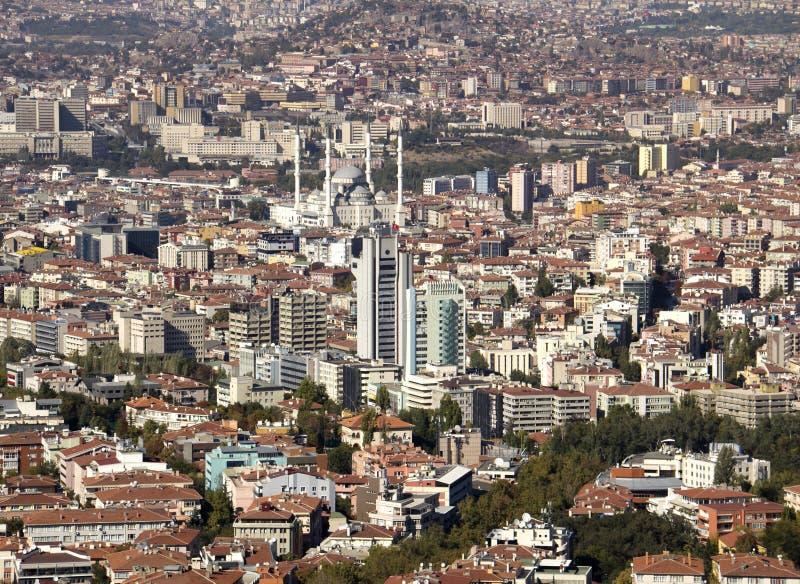 Ankara. Capital city of Turkey royalty free stock photos
