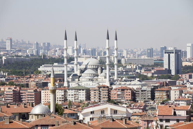 Ankara, Capital city of Turkey, royalty free stock image
