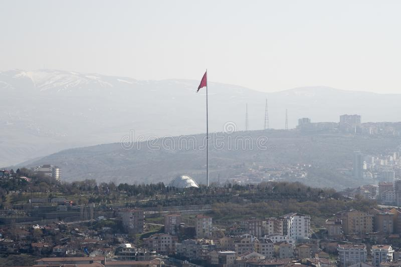 Ankara dom i zdjęcia stock