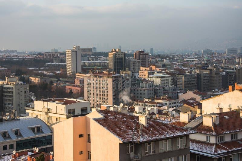 Ankara, Stolica Turcja obrazy royalty free