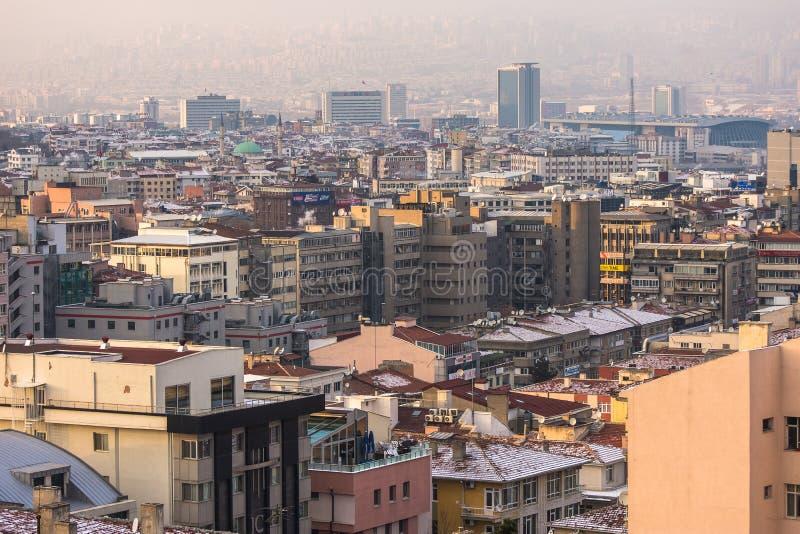 Ankara, Stolica Turcja fotografia stock