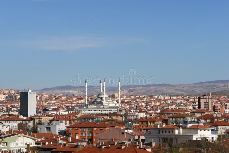 Ankara - Turkey. An view of Capital of Turkey, Ankara royalty free stock photo