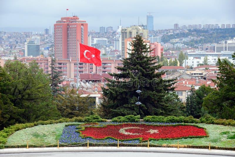 Ankara. View on the capital city of Turkey Ankara stock image