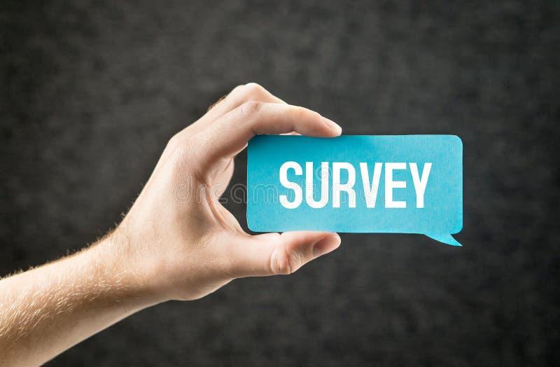 ankieta Dawać informacje zwrotne, badanie rynku, kwestionariusz obrazy stock