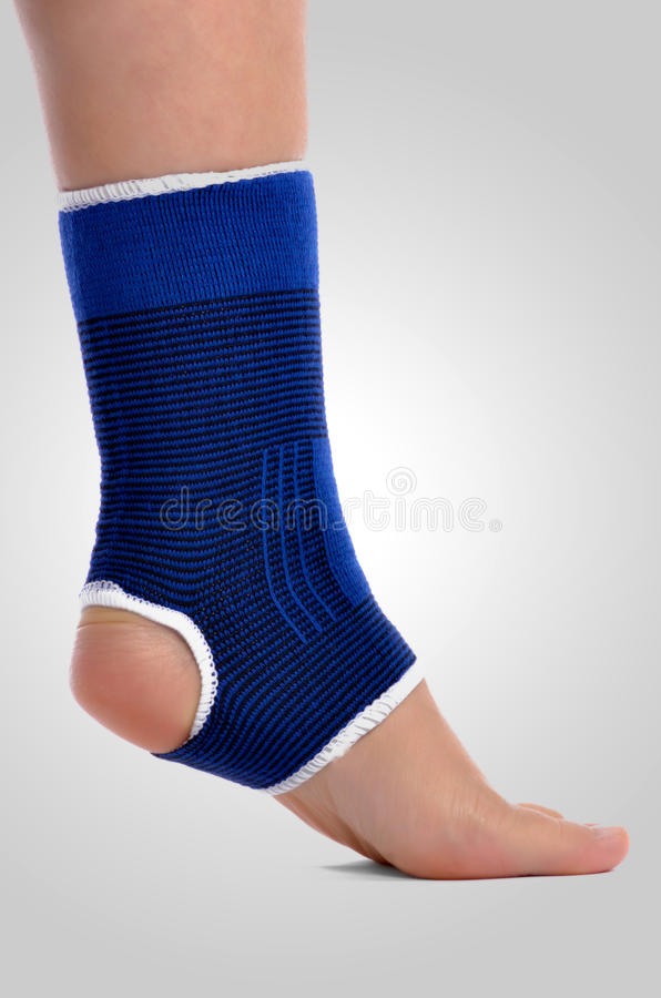 Ankle brace stock images