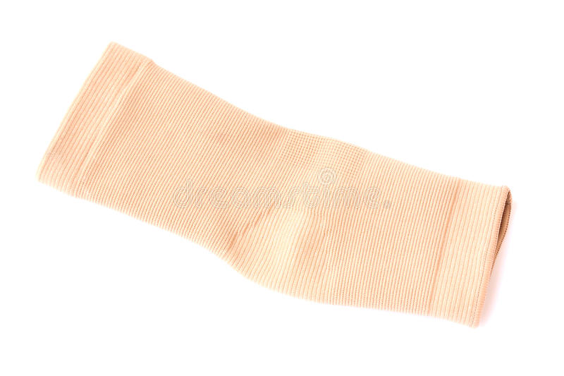Ankle support bandage royalty free stock photo