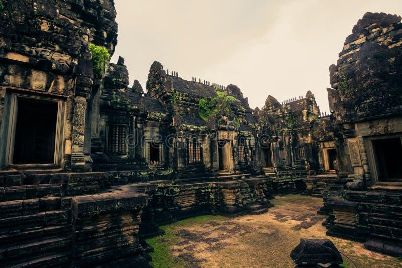 Ankor la ville perdue images stock
