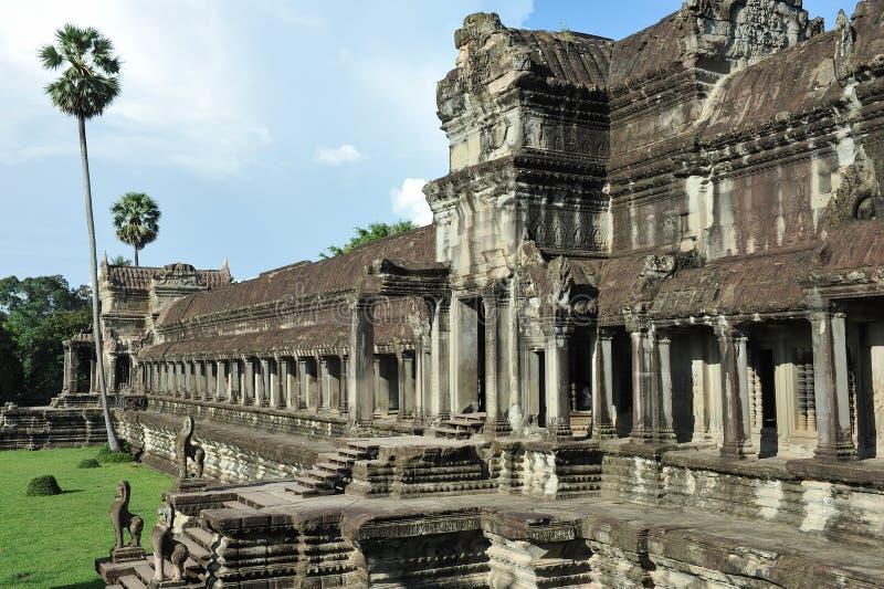 Download Ankor Wat stock image. Image of doorway, ancient, city - 25859805