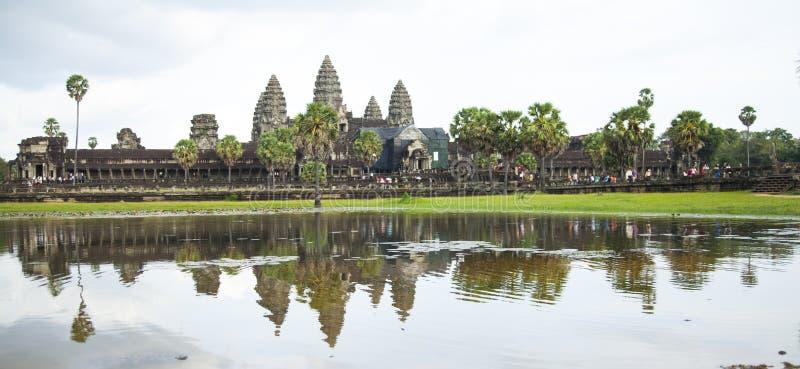 Ankor Wat, Cambodia imagens de stock