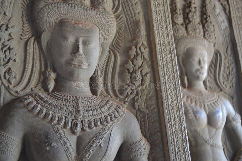 Ankor Wat, Cambodja arkivbilder