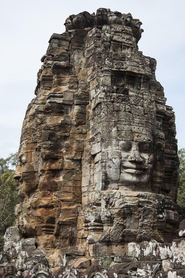 Ankor Wat, Cambogia immagini stock