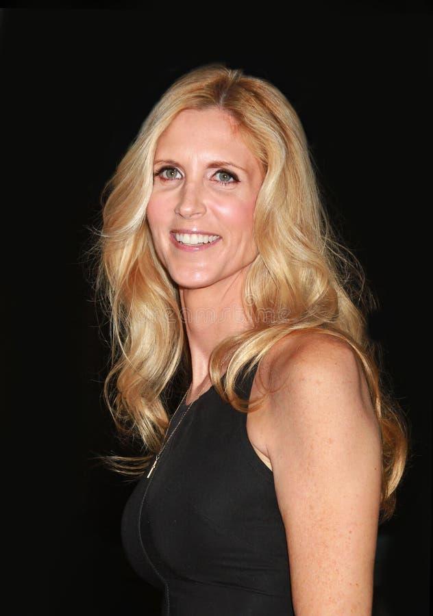 Ann Coulter fotografia de stock royalty free