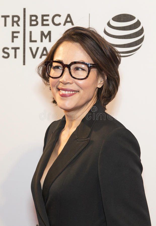Ann Curry image stock