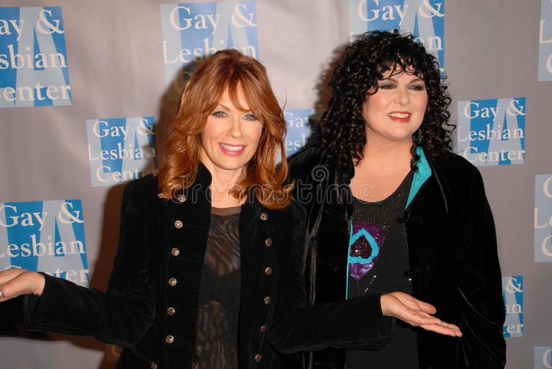 Ann Wilson, Nancy Wilson photos stock