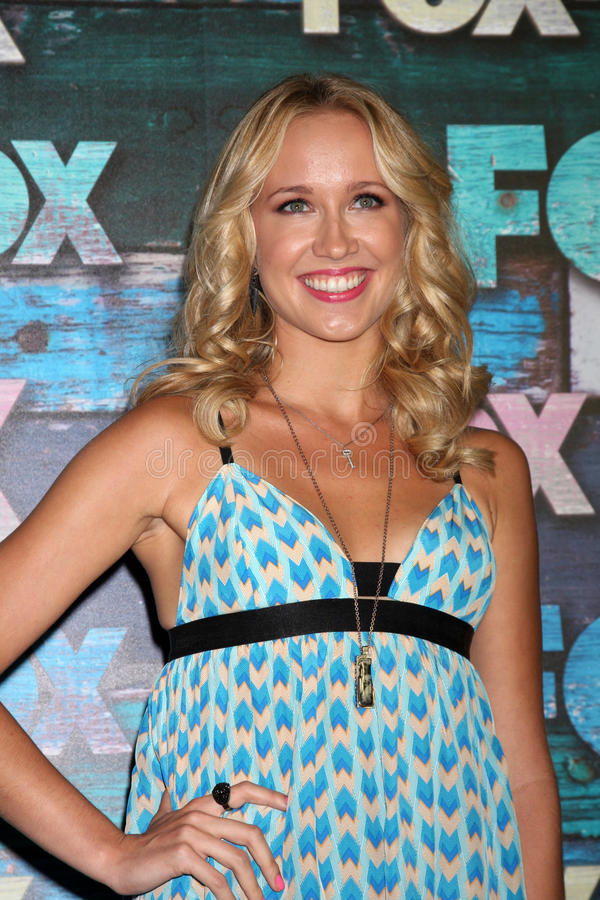 Download Anna Camp editorial stock photo. Image of 2012, arrives - 26286758