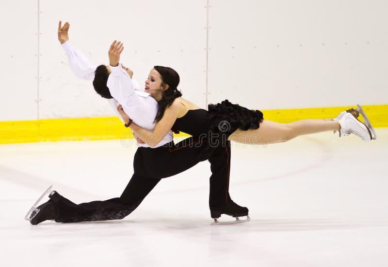 Anna Cappellini e Luca Lanotte foto de stock