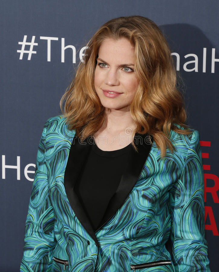 Anna Chlumsky stockfotos
