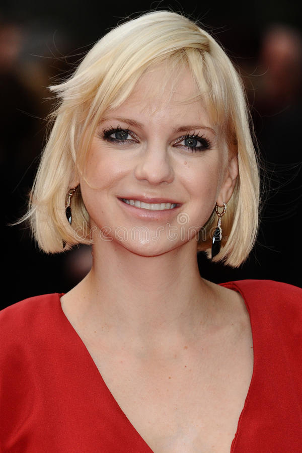 Anna Farris Editorial Stock Image