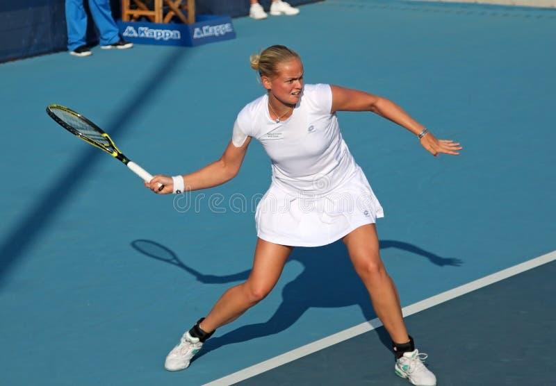 Anna-Lena Groenefeld (GER), professioneel tennis pl stock afbeeldingen