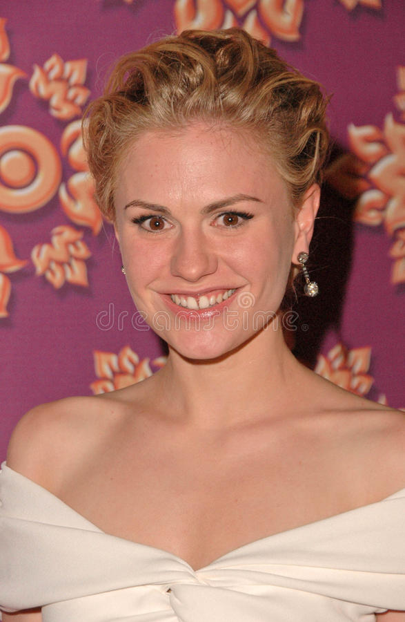 Download Anna Paquin editorial stock photo. Image of center, pacific - 23865493