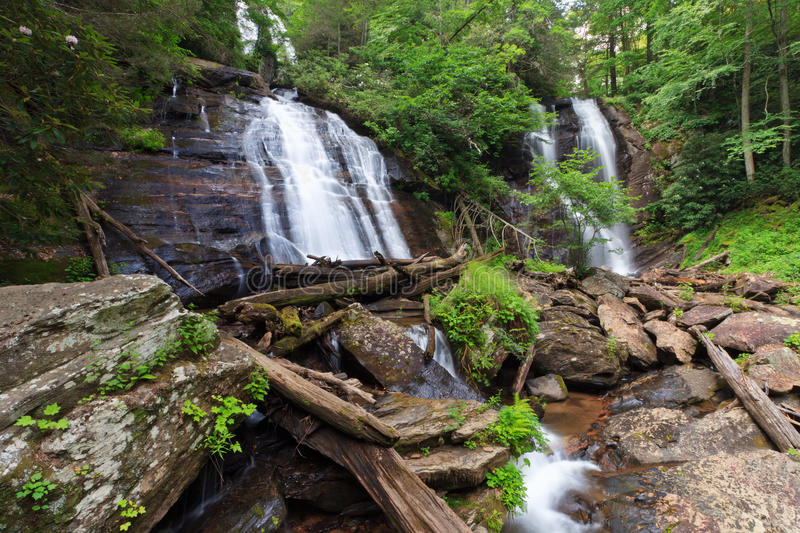 Anna Ruby Falls stock images