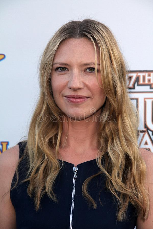 Anna Torv. At the 37th Annual Saturn Awards, Castaway, Burbank, CA. 06-23-11 stock photo