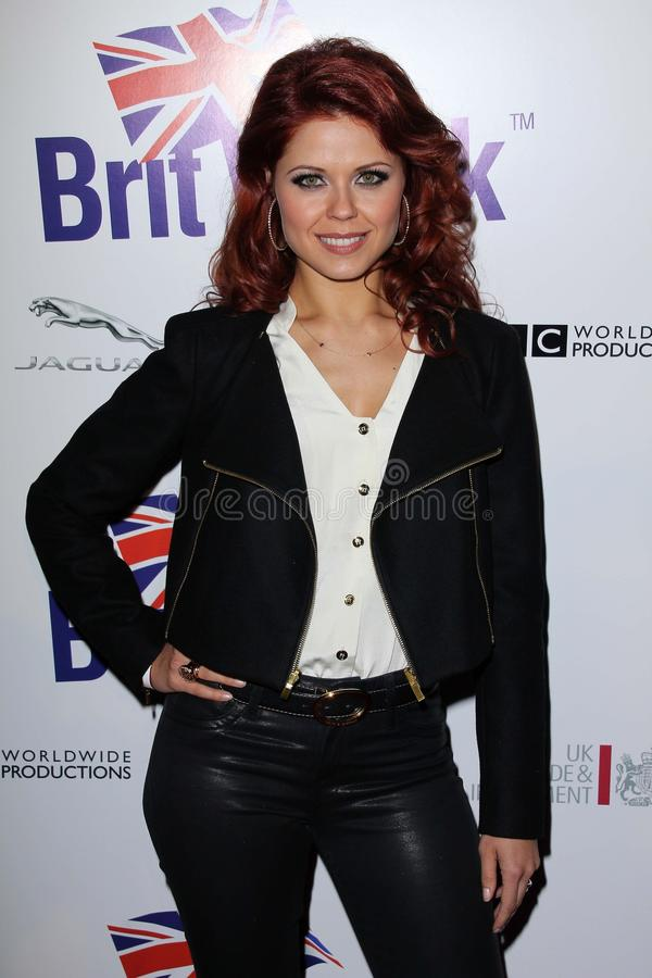 Download Anna Trebunskaya At The Official Launch Of BritWeek, Private Location, Los Angeles, CA 04-24-12 Editorial Stock Image - Image: 25272369