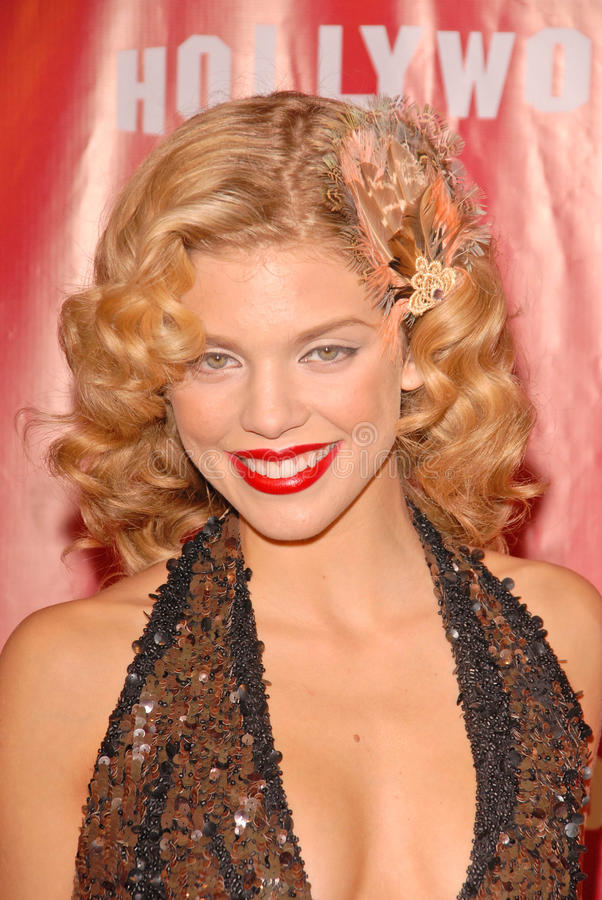 Download AnnaLynne McCord editorial stock photo. Image of west - 24726803