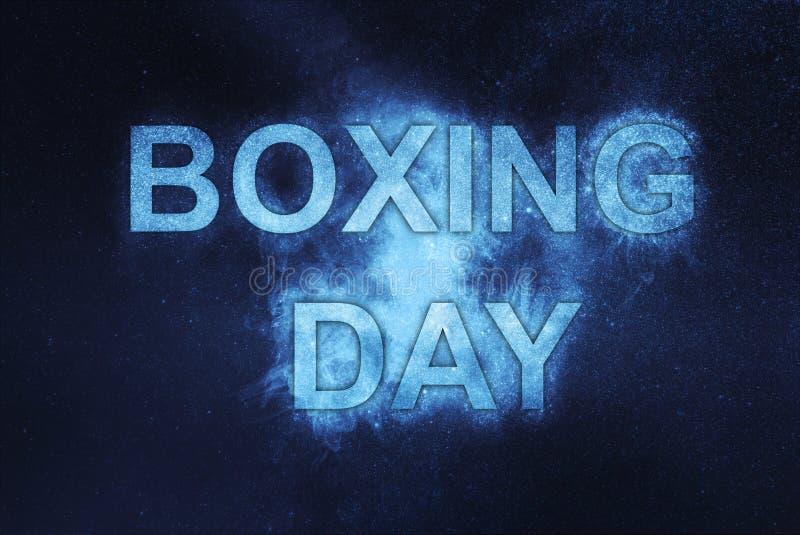 Annandag Sale för boxningdag begrepp försäljning fotografering för bildbyråer