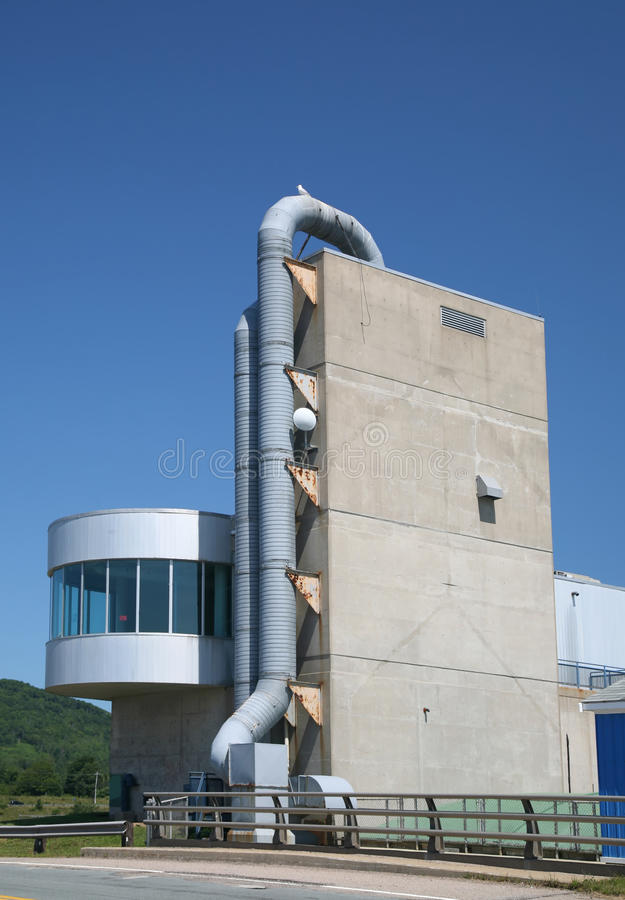 Annapolis Royal Generating Station. The Annapolis Royal Generating Station is a 20 MW tidal power station located on the Annapolis River, Nova Scotia and is the stock photos