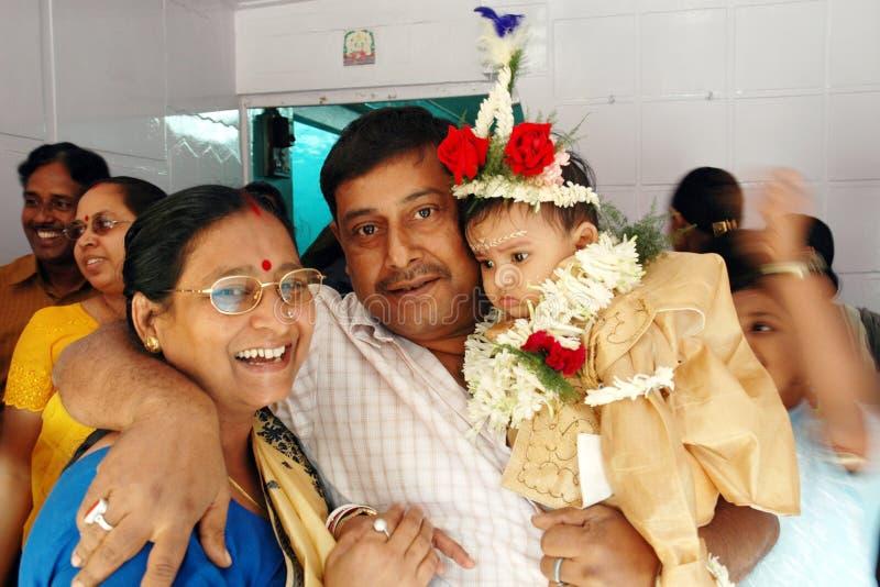 Annaprashana rituals in India