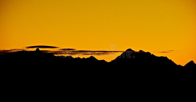 Annapurna, Himalaya, Nepal fotografie stock