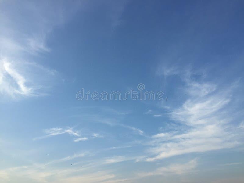 annata del cielo e retro tono di colore immagini stock