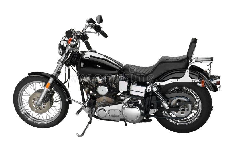 Annata Motorbike fotografia stock