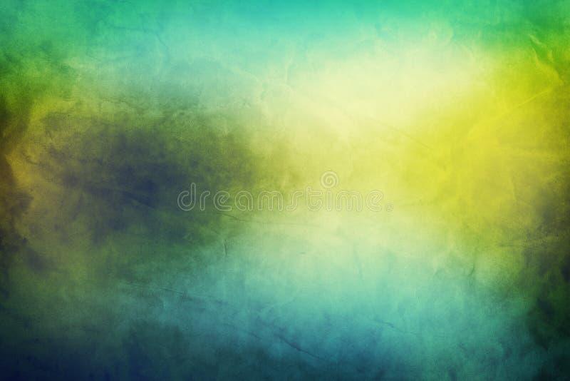 Annata, retro immagine del paesaggio della natura. fotografie stock libere da diritti