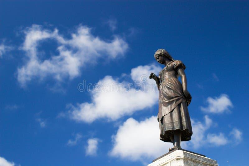 Annchen von Tharau (Klaipeda) images libres de droits