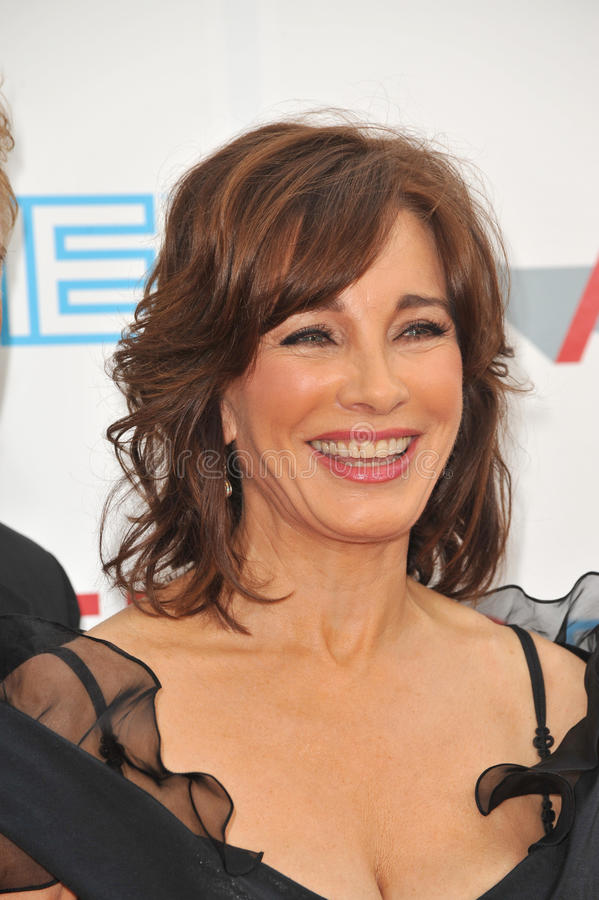Anne Archer Editorial Stock Image