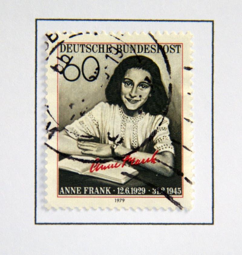 Anne Frank. stock foto