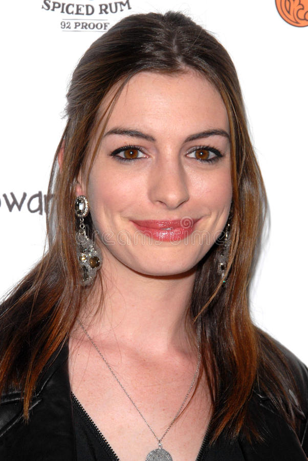 Download Anne Hathaway editorial stock photo. Image of upwards - 26356838