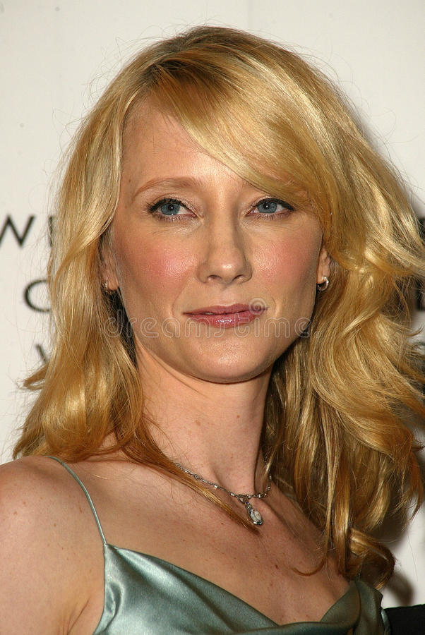 Download Anne Heche editorial stock photo. Image of guild, awards - 20068403