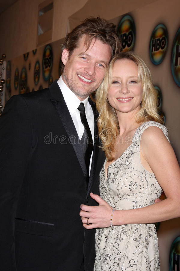Download Anne Heche, James Tupper editorial photography. Image of globe - 23106702